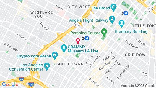 O Hotel Map
