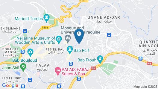Dar Melody Map