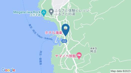 Kairaku Map