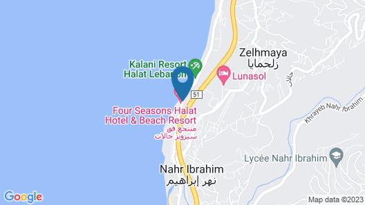 Four Seasons Halat Map