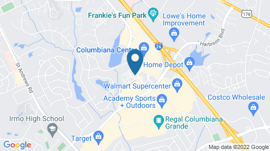 Holiday Inn Express & Suites Columbia-I-26 @ Harbison Blvd, an IHG Hotel Map
