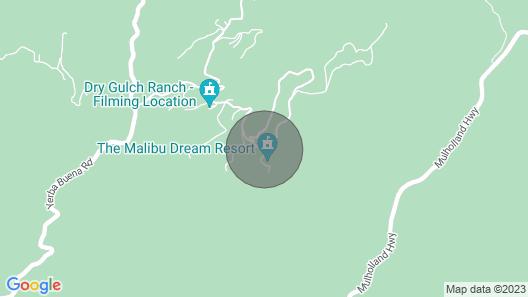 The Malibu Dream Resort Map