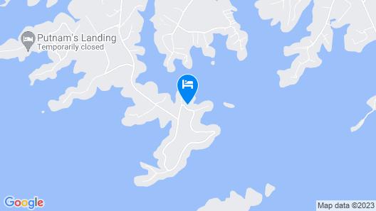 'lakepoint on Lake Murray' Getaway w/ Dock Access! Map