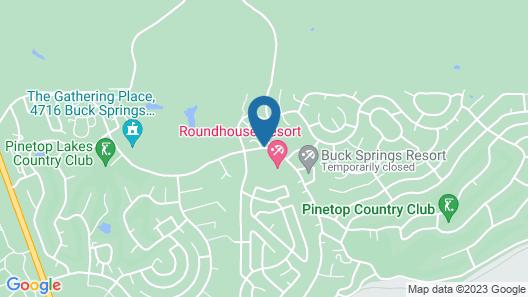 Roundhouse Resort, a VRI resort Map
