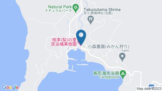 Tori no Sato Tachibana Kajuen Map