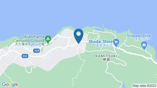 Puchi Hotel Island  Map