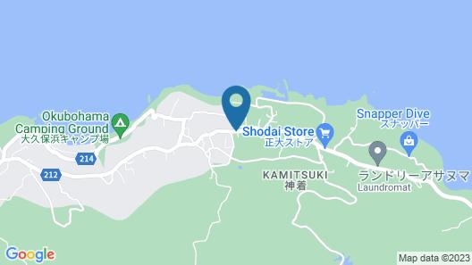 Pension Asuka Map