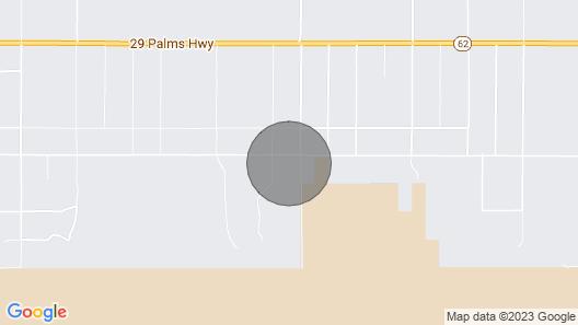 Desert Getaway Sleeps 6 10 Private Acre Directv/wifi Airconditioning Map