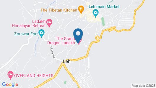 The Abduz Leh Map