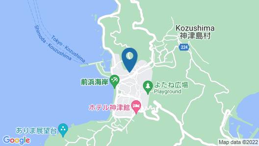 Guest House Shiyougoro - Hostel Map