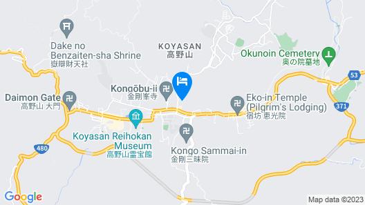 Fugenin Map