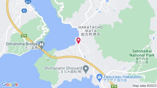 Shimanami Ryokan Map