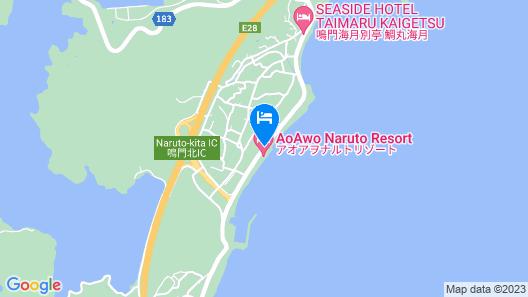 AoAwo Naruto Resort Map