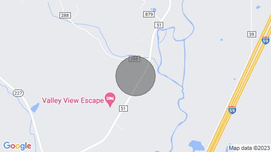 Historic Farmhouse/privacy/breathtaking views -Facebook @Valley View Escape, LLC Map