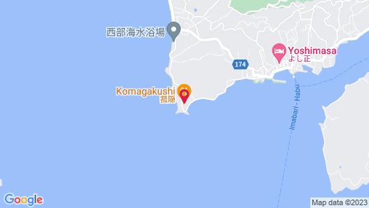 Komogakushi Onsen Hotel Sanyo Club Map