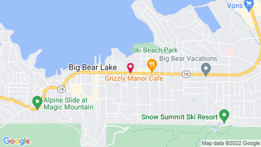 Lindberg Suites Map