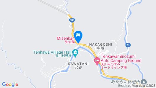 misenkan Map