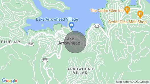 Snowflower Cabin Modern Luxe, 2 Level, 1,500 Sqft, A/c, View, Walk to Village Map