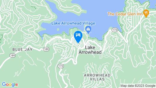 Perfect for You! Short Walk to Lake/village; 2bd+loft/2ba & Plenty of Parking Map