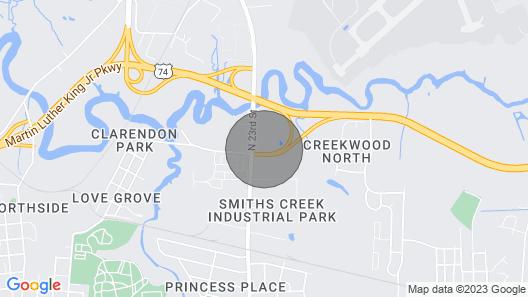 Diamond in the Ruff - Amazing Warehouse Apartment Map
