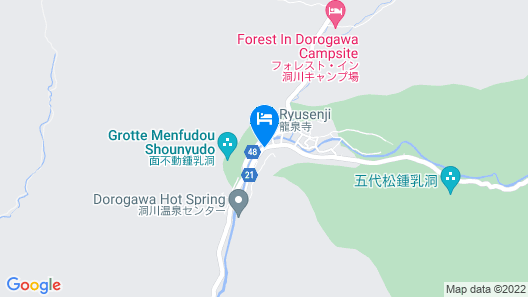 Masugen Ryokan  Map