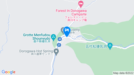 Kinokuniya Jinpachi Map