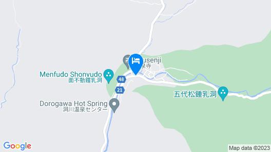 Ryokan Kuboji Map