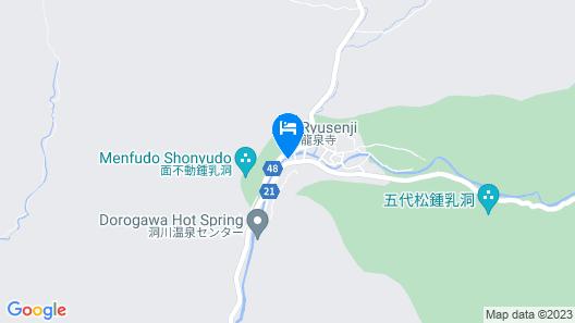 Ryokan Okumura Sousuke Map