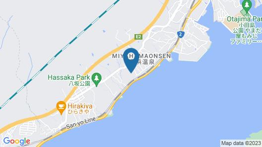LiVEMAX RESORT Miyahamaonsen-Ocean Map