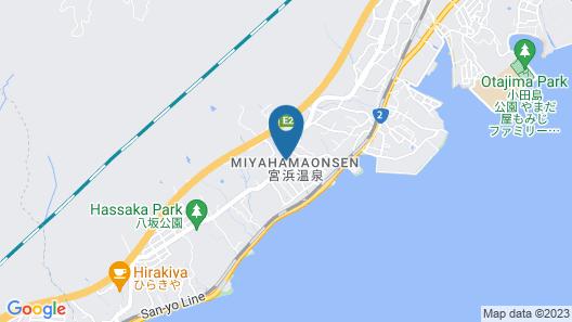 Hatago Sakura Map
