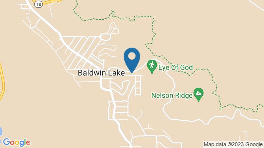 Relaxy Retreat Map
