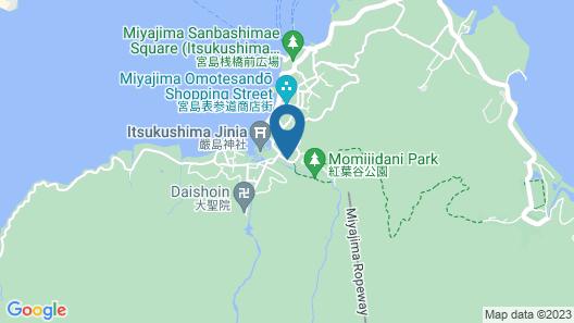 Iwaso Map
