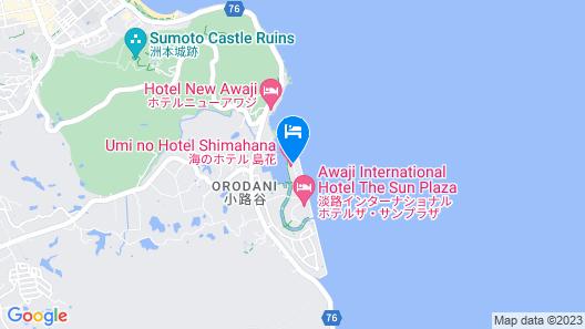 Shimahana Map