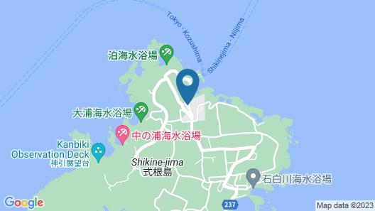 Kikusui Ryokan Map