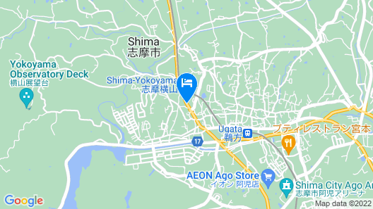 Quintessa Hotel Iseshima Map