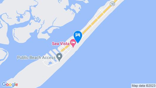 Serene, Oceanfront Luxury. Elevator, Spacious Rooms, High Ceilings, hot Tub! Map