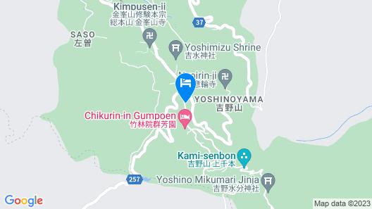Hounkan Map