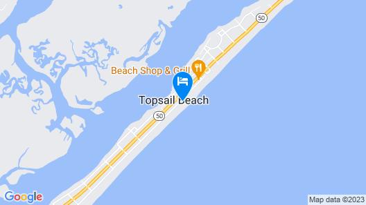 LUXURY CONDO WITH DIRECT, PRIVATE BEACH ACCESS - 3 night off-season minimum Map