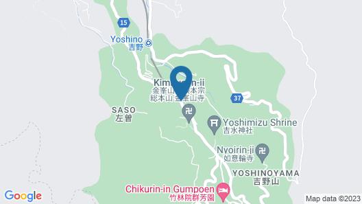 Sakoya -Yoshino- Map