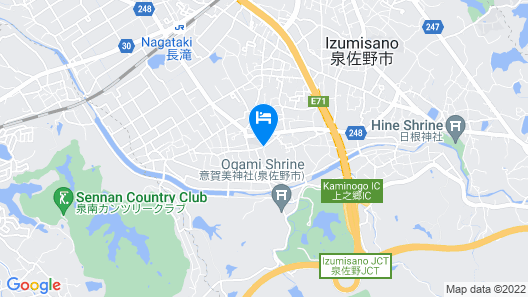 Pine Villa Map