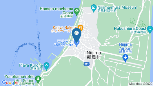 Guesthouse IKETA Map