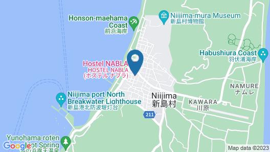 Hostel NABLA Map