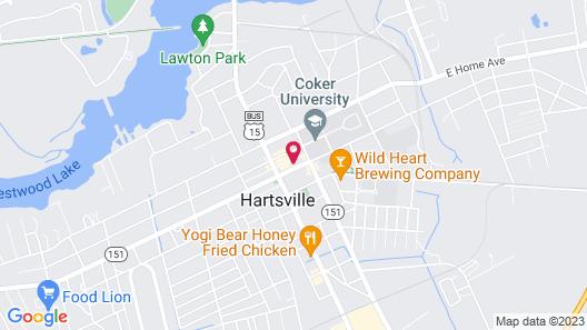 The Mantissa Hotel Map