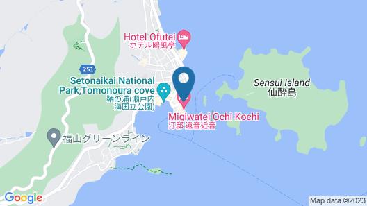 Migiwatei Ochi Kochi Map