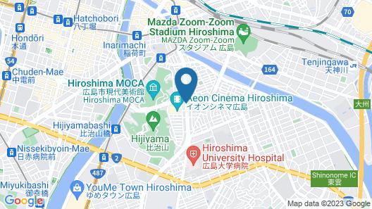 Hiroshima Your Court Dambara Map