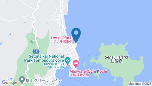 Hotel Ofutei Map