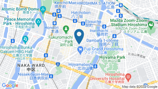 bHotel Map