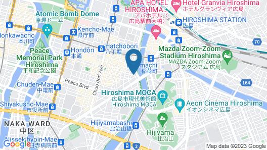 Hanagin Building Map