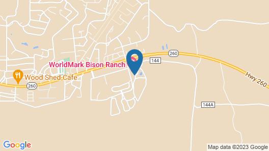 WorldMark Bison Ranch Map