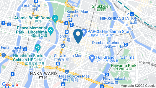 F Style Building Map